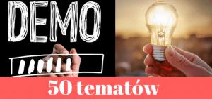 50 tematów
