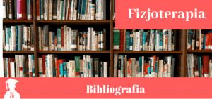 Bibliografia z fizjoterapii