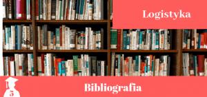 Bibliografia z logistyki