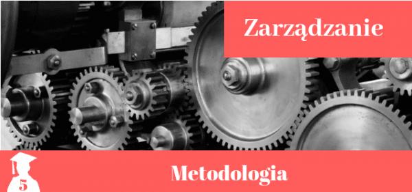 Przykładowy rozdział metodologiczny z zarządzania