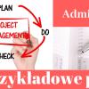 Plany prac licencjackich i magisterskich z administracji