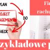 Plany prac licencjackich i magisterskich z finansów i rachunkowości