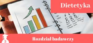 Przykładowy rozdział badawczy z dietetyki