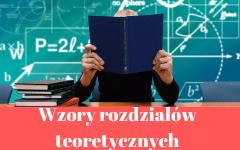 Wzory rozdziałów teoretycznych