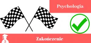 Przykładowe zakończenie do pracy licencjackiej i magisterskiej z psychologii